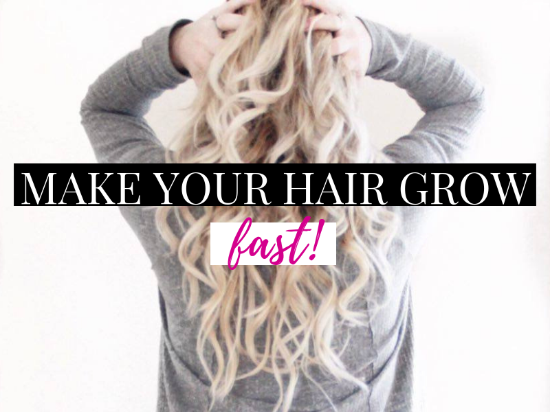 Natural ways to grow your hair back